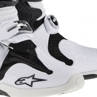 Alpinestars Tech 10 Boots - White Image 4