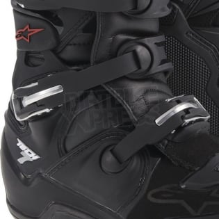 Alpinestars Tech 7 Boots - Black Image 2
