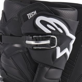 Alpinestars Tech 7 Boots - Black Image 3