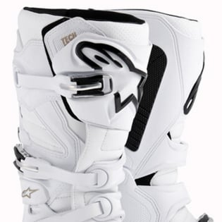 Alpinestars Tech 7 Boots - White Image 2