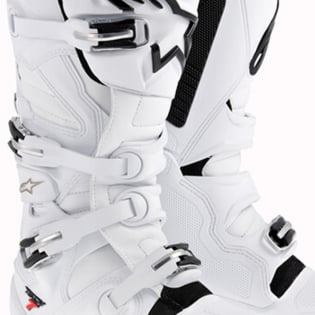 Alpinestars Tech 7 Boots - White Image 3