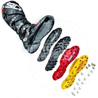 Sidi Crossfire SRS Flex Force Replacement Soles Image 2