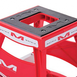 Matrix M64 Elite Bike Stand - Red Image 2