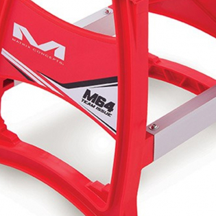 Matrix M64 Elite Bike Stand - Red Image 4