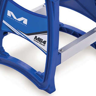 Matrix M64 Elite Bike Stand - Blue Image 4