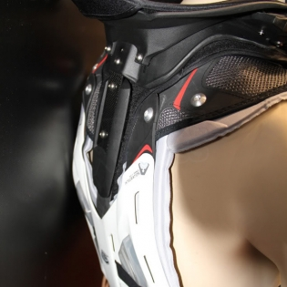 Troy Lee Designs 5900 Chest Protector - Black Image 2