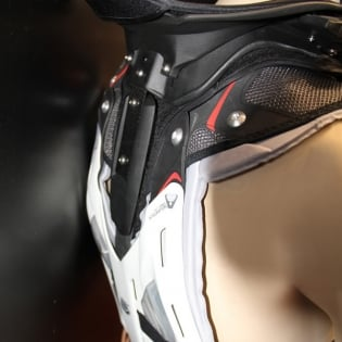 Troy Lee Designs 5900 Chest Protector - White Image 2