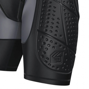 Troy Lee Designs 5605 Protection Shorts - Black Image 3