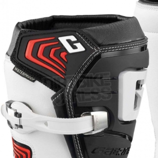 Gaerne Trials Boots - Balance Classic White Image 2