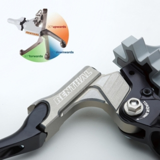 Renthal Intellilever Unbreakable Direct-Fit Brake lever Image 3