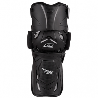 ONeal Tyrant MX Knee Guard - Black Image 2