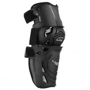 ONeal Tyrant MX Knee Guard - Black Image 3