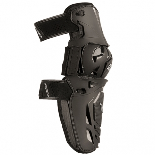 ONeal Tyrant MX Knee Guard - Black Image 4