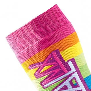 ONeal MX Boot Socks - Rainbow Image 2