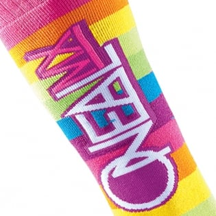 ONeal MX Boot Socks - Rainbow Image 3