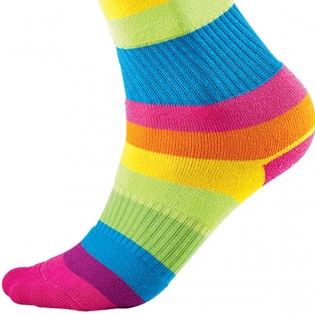 ONeal MX Boot Socks - Rainbow Image 4