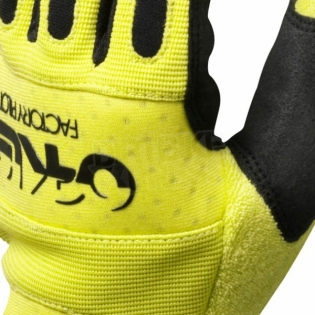 Oakley Factory Gloves - Sulphur Image 2
