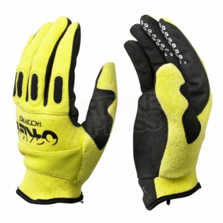 Oakley Factory Gloves - Sulphur Image 3