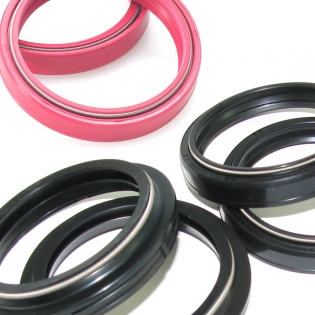 All Balls Honda Fork & Dust Seal Kit Image 4