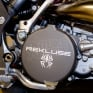 Rekluse Clutch Cover - Yamaha