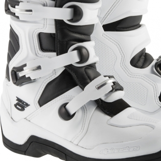 Alpinestars Tech 5 Boots - White Image 2