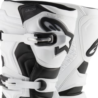 Alpinestars Tech 5 Boots - White Image 3