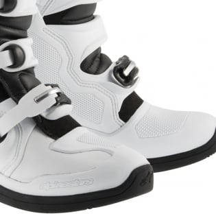 Alpinestars Tech 5 Boots - White Image 4