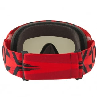 Oakley O Frame Goggles - Intimidator Red Black Dark Grey Image 4