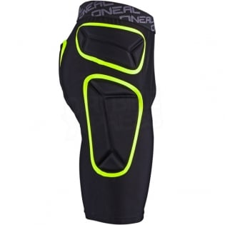 ONeal Trail Shorts - Lime Black Image 2