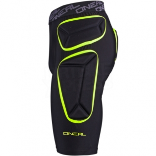 ONeal Trail Shorts - Lime Black Image 4