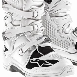 Alpinestars Tech 7 Enduro Boots - White Image 2