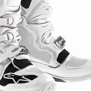 Alpinestars Tech 7 Enduro Boots - White Image 4
