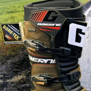 Gaerne Trials Boots - G.All Terrain Gore-Tex Brown Image 2