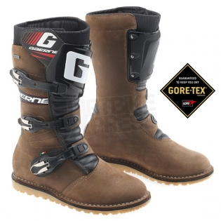 Gaerne Trials Boots - G.All Terrain Gore-Tex Brown Image 3