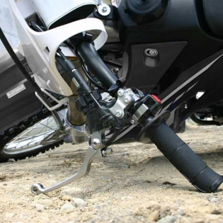 Zeta Husqvarna Pivot Brake & Clutch Lever Set - Black Image 4