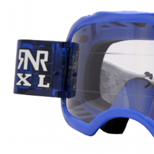 Rip n Roll Colossus XL Roll Off Goggles - Blue Image 2
