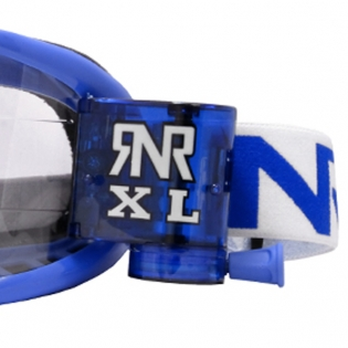 Rip n Roll Colossus XL Roll Off Goggles - Blue Image 4