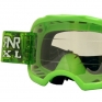 Rip n Roll Colossus XL Roll Off Goggles - Green