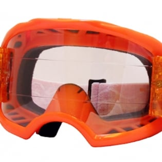 Rip n Roll Colossus XL Roll Off Goggles - Orange Image 3