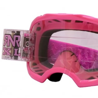 Rip n Roll Colossus XL Roll Off Goggles - Pink Image 2