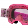 Rip n Roll Colossus XL Roll Off Goggles - Pink