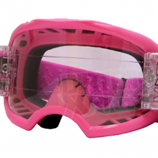 Rip n Roll Colossus XL Roll Off Goggles - Pink Image 3