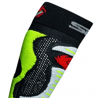 Sidi Faenza Socks - Yellow Fluo Image 2