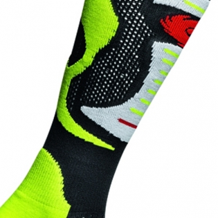 Sidi Faenza Socks - Yellow Fluo Image 3