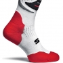 Sidi Faenza Socks - White Red Black