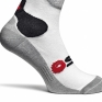Sidi MX Socks - White Grey