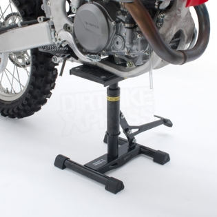 Unit Lift Stand Wide without Damper - Black Image 3