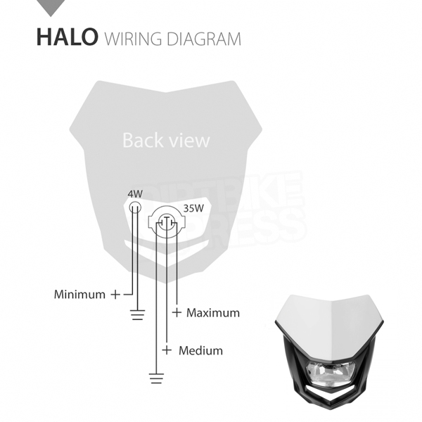 Halo Headlight Wiring Diagram - Wiring Diagrams on