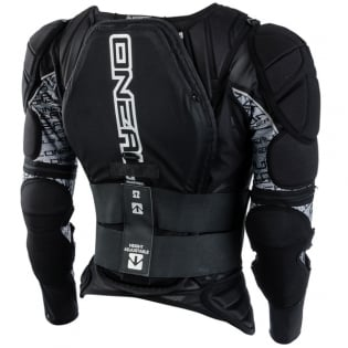 ONeal Madass Moveo Body Protection Jacket - Black Image 2