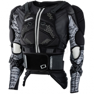 ONeal Madass Moveo Body Protection Jacket - Black Image 4